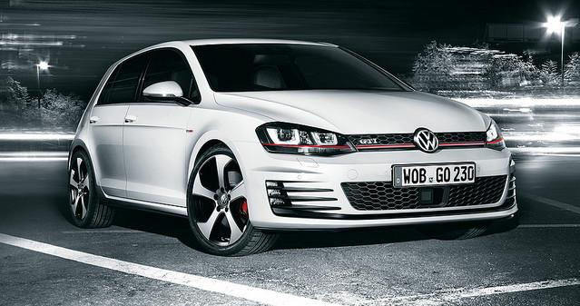 15.9km/ℓの低燃費を達成した新型「ゴルフ GTI」販売開始