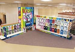 日本生まれ米国育ちのキッズブランド「Lazoo」 国内初店舗が広島に