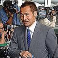 ゲキサカ秘蔵写真[2006.5.26]遠藤保仁&高原直泰(日本代表)