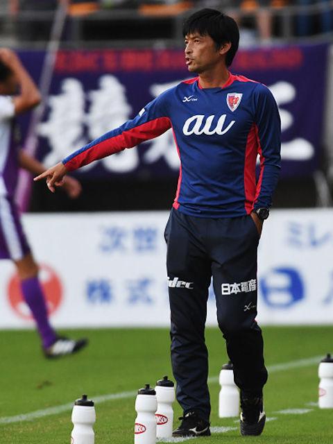 今季京都を指揮していた石丸清隆氏が松本トップチームコーチ就任 ...