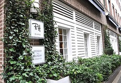 カフェ併設大型ストアに生まれ変わる「ロンハーマン千駄ヶ谷」全貌公開