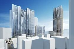 渋谷駅桜丘口地区再開発の計画案発表 高さ180mビルなど建設