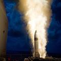 日本の迎撃網のひとつ、イージス艦のSM−3ミサイル(写真/U.S.Navy)
