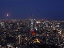 東京タワーがグリーンに。これから出会うだれかを想う