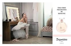レペット初のフレグランス発表 オペラ座のバレリーナが広告塔に