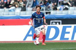 今季から10番を背負い横浜F・マリノスのキャプテンとなった齋藤学