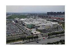 三井不動産、中国に海外初のアウトレットをオープン