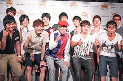 男子学生が起業をかけて競うカレーコンテストをレイジブルーが開催