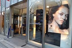 表参道にクレ・ド・ポー ボーテ限定店 魔法の鏡でAR体験も