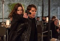 『ミッション:インポッシブル』第6弾が撮影開始!(画像は前作より)  - Paramount Pictures / Photofest / ゲッティ イメージズ