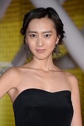 杉野希妃(2014年12月撮影)  - Dominique Charriau / Getty Images