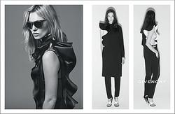 【動画】ジバンシィ2013年春夏広告公開 ケイト・モスら友人がモデル