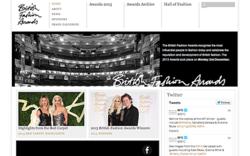 英国で最も権威あるファッション大賞 クリストファー・ケインに栄冠