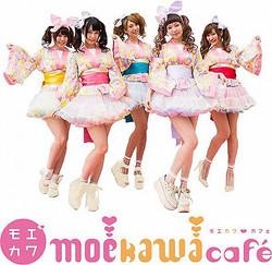 パリで好評「モエカワ カフェ」原宿に10月オープン