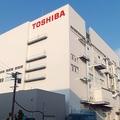 四日市工場の新・第2製造棟(東芝の発表資料より)