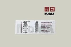 ユニクロ、NY近代美術館MoMAを無料開放するプログラムのスポンサーに