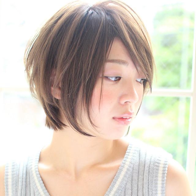 編集部特選 大人女子のショートヘア図鑑 あなたの顔に似合うヘアを