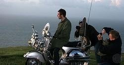 リアム・ギャラガーの素顔に迫る 青山プリティーグリーンで写真展開催