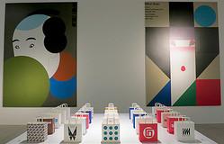 「生活の全てがデザイン」田中一光の軌跡たどる展覧会 館内公開