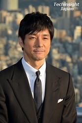 『MOZU』で倉木警部役を務める西島秀俊