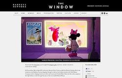 【動画】ディズニーキャラとデザイナーが共演 米バーニーズがアニメムービー公開