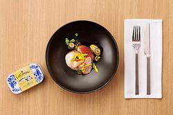 パリ発、行列のできるレストラン「ピエール・サング・イン・オベルカンフ」が期間限定店オープン