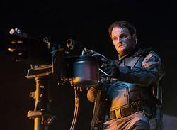 敵か味方か? 新ジョン・コナー役のジェイソン・クラーク  - (C) 2015 Paramount Pictures. All Rights Reserved.