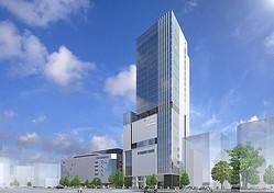 松坂屋上野店 パルコ入居の新複合ビルに南館を建替えへ