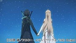 TVアニメ『ソードアート・オンライン』、第25話の先行場面カットを紹介