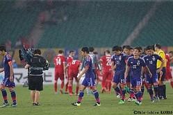 ハリルジャパン、中国と引き分け最下位で終了…アジア勢相手に4戦未勝利