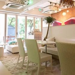 ハワイアンリゾート空間を渋谷で♡ 砂浜カフェ「ALEE BEACH」に潜入!