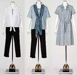 真夏から秋まで着こなしOK。夏新作サマースタイル発表 - ニューヨーカー