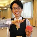 フルーツを中心に果実だけしか口にしない男・フルーツ研究家の中野瑞樹氏(40)
