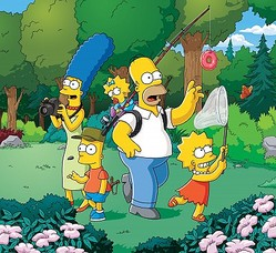 「シンプソンズ」第26シーズンより  - FOX via Getty Images