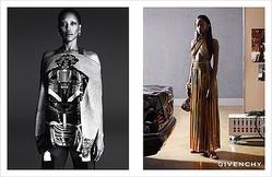 ジバンシイ 2014年春夏広告に米アーティストのエリカ・バドゥ起用