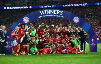 UEFAが今季のCL各部門賞を発表…バイエルンやクロップらが受賞