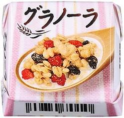 チロルチョコが第3の朝食として人気のグラノーラを新発売