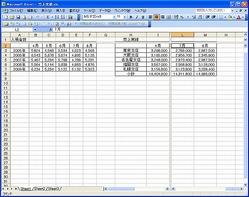 「ウィンドウ」-「分割」を選択(Office 2003)