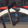 指紋認証orスマホアプリでロック解除できる自転車の「鍵」が登場
