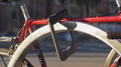100万円の自転車も安心?  指紋認証ロックとスマホアプリが1秒で解錠させる「鍵」が登場
