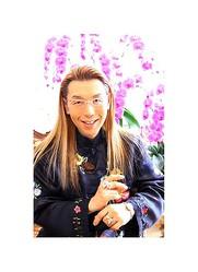 假屋崎省吾の華道30周年展 日本橋三越ギャラリーが花や着物の美の世界に