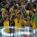 コンフェデ杯 ブラジルが優勝