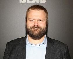 大のコミックスファンだというロバート・カークマン  - Jesse Grant / Getty Images for AMC