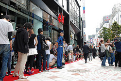 H&M日本拠点が渋谷に -1年前の今日-