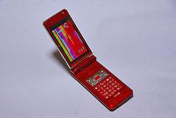 ドコモの携帯電話「SH903i」