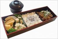 「気まぐれ定食(豚汁付)」950円(税込み)