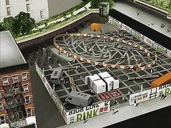 ユニクロ、NY空中公園「ハイライン」にローラースケート場と限定店オープン
