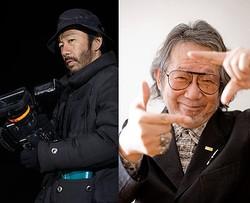 塚本晋也監督と大林宣彦監督