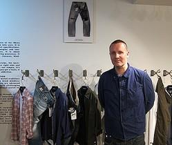 オランダ発デニムDENHAM代官山店が1周年 今後出店を加速
