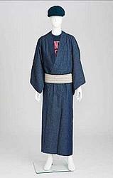 限定商品の「メンズデニムきもの」(15750円)